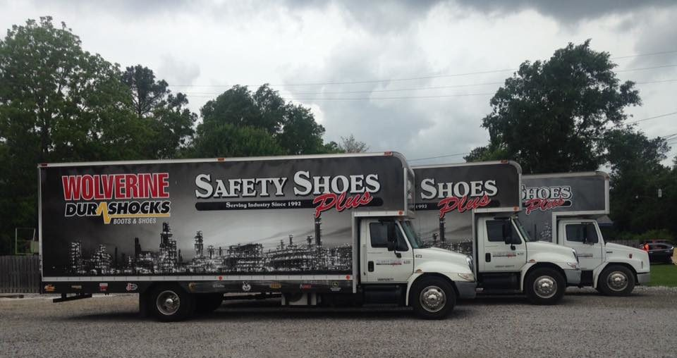Safety Shoe Store Saraland Al