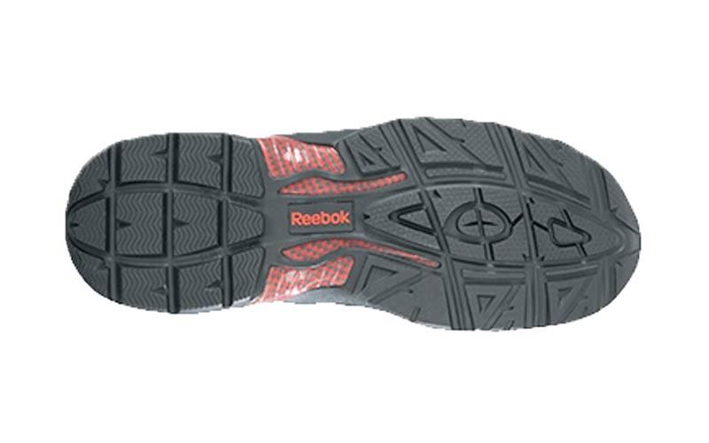 d91d78fe3e0a Reebok RB1061 Black Red Beamer Composite Toe