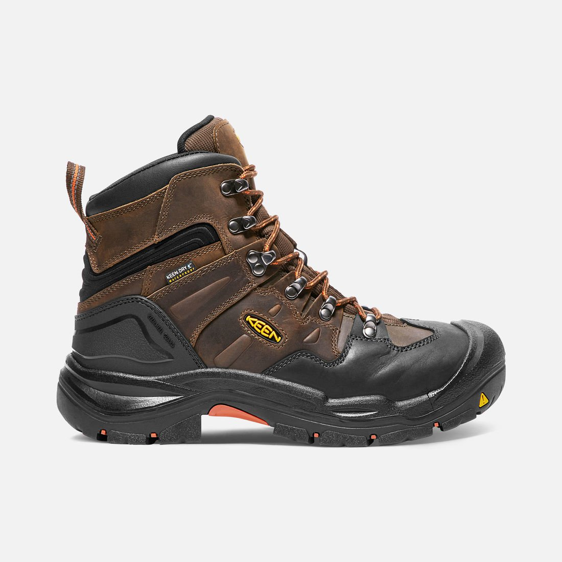 Keen 1018023 Men S Coburg 6 Quot Waterproof Boot Steel Toe